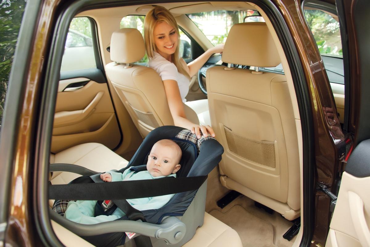 Bebê Conforto, Cadeirinha, Assento de Elevação.  Você sabe como transportar seu filho de maneira segura no Carro?