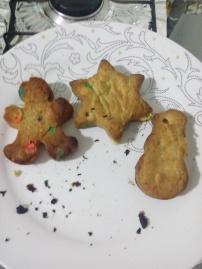 Cookies Desenformados