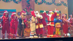 Um musical de Natal para todas as idades!