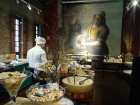 Restaurante lindo de Viver!