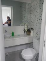 Banheiros lindos e bem decorados