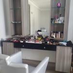 Espaço de maquiagem!