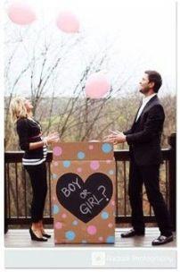 Aqui uma caixa com balões coloridos com gás hélio para abrir junto e ter aquela emoção! Foto: Revista Crescer