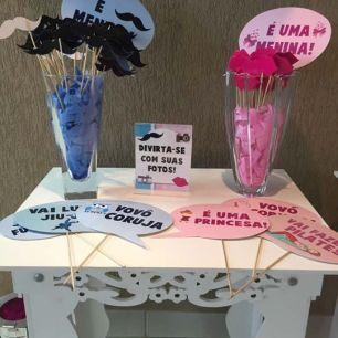Qual time você escolhe??? Bigodinhos e beijinhos para quem participar! Foto: eufacoafesta.com